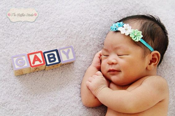 My Baby Gaby 10 days old