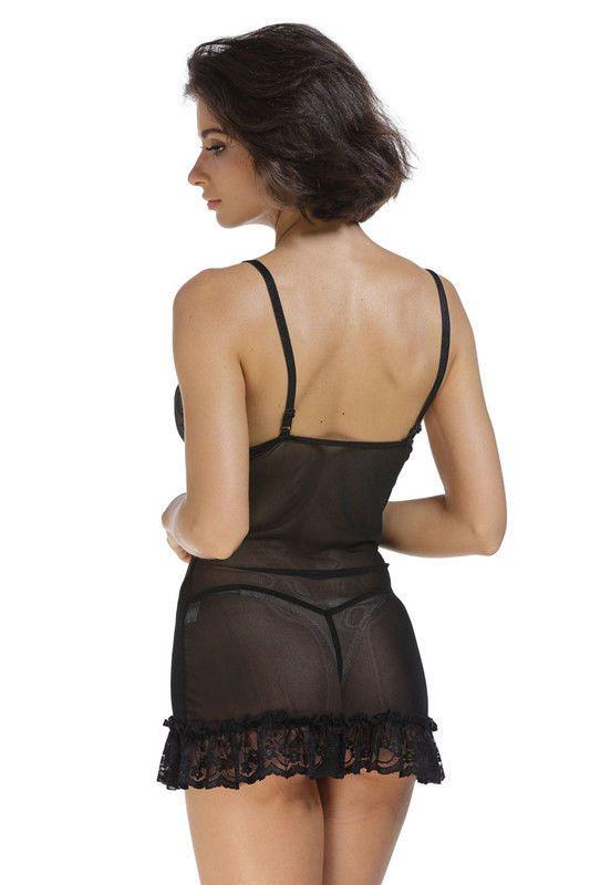 Women Sexy//Sissy Lingerie Nightwear Sleepwear Thong Suspenders Sets UK Seller