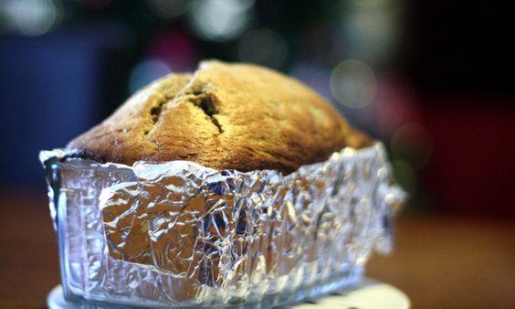 Nut & Flour Free Banana Bread   cavewomeninaboat