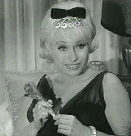 "Joyce Jameson starred in ""How To Get Rid of Your Wife"" 1963 The Alfred Hitchcock Hour"