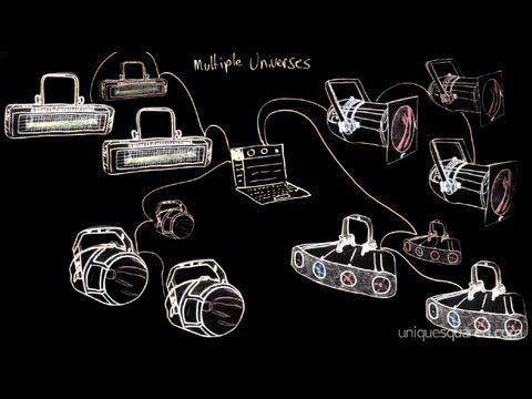DMX Lighting Tutorial Part 1: What is DMX? | UniqueSquared.com - YouTube
