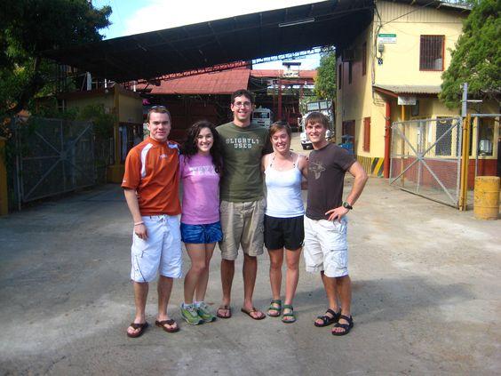 Austin College- 2010 JanTerm to Costa Rica