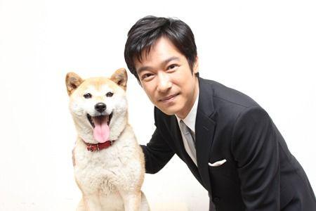 堺雅人の犬