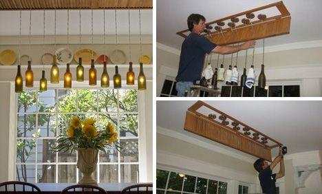 Wine bottles!!