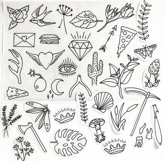 Exibindo Img 20171001 Wa0010 Jpg Doodle Tattoo Tattoo Sketches Tattoo Designs