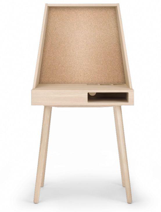 Wood #madeira #desk #escrivaninha #design