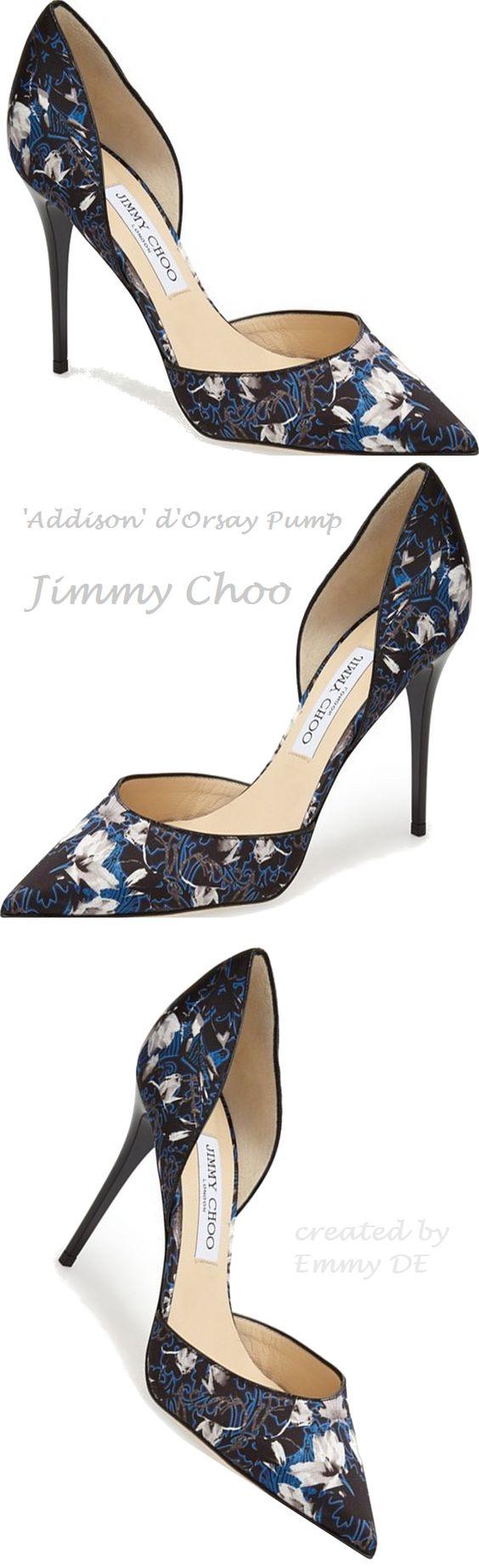 Emmy DE * Jimmy Choo 'Addison'