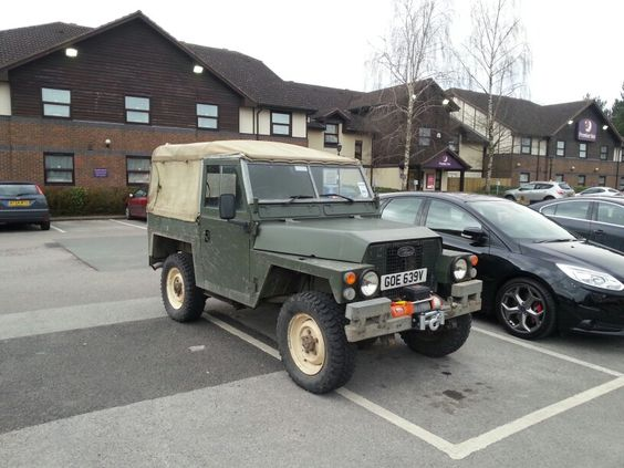 Land Rover Military Lightweight