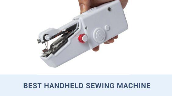 best-handheld-sewing-machine
