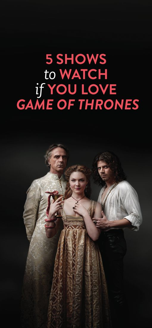 shows game of thrones watch