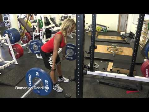 Women's Leg Training: Phase 2 with Mary-Pier Gaudet
