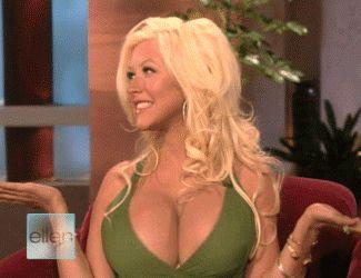 Christina aguilera porn picture