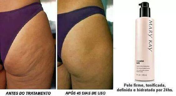 Creme corporal, melhores a elasticidade da sua pele.