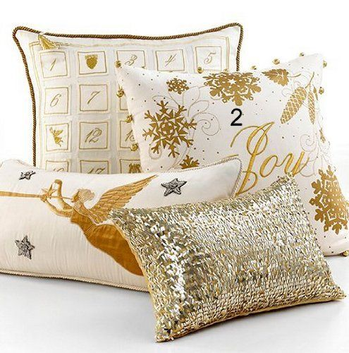 Magical Christmas Pillows