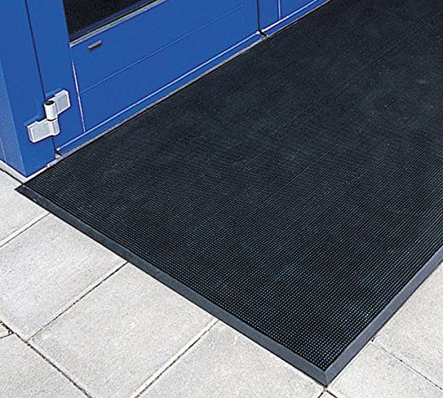 American Floor Mats Pronged Rubber Black 24 X 32 Heavy Duty 1 2 Inch Thickness Scraper Mat Be Sure To Check Out This Awes Mats Flooring