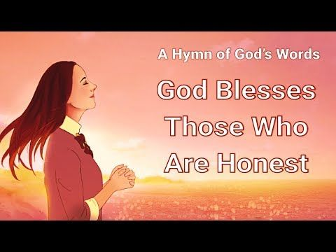 2019 Contemporary Christian Worship Song God Blesses Those Who Are Honest Lyrics When You Give Your Heart To God Alone And You Don T Play Fals Worship Songs