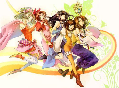 Anime Porno De Final Fantasy 10