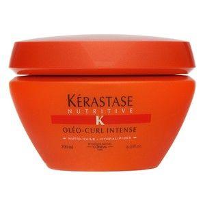 Kérastase Nutritive Oléo-Curl Intense Masque Maske für lockiges und krauses Haar 200ml