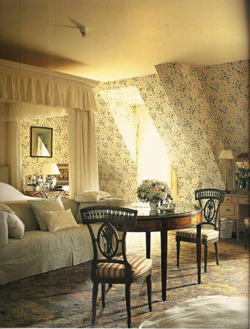 David Mlinaric, Waddesdon Manor for Lord Rothschild: