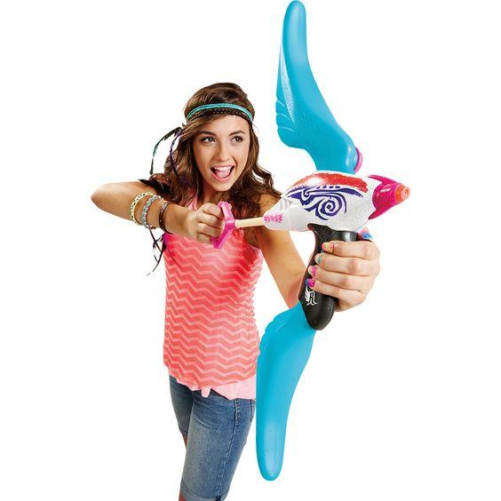 Nerf Rebelle SuperSoaker Dolphina Bow von mytoys  http://www.meinspielzeug24.de/wasserpistolen/nerf-rebelle-supersoaker-dolphina-bow-von-mytoys/   #Wasserpistolen