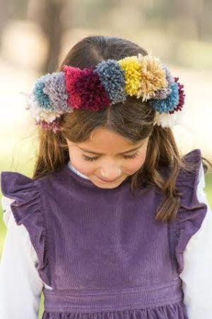 oliviaycloe-diadema-pompones-kids