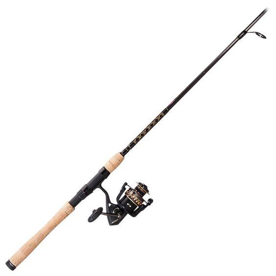 free offer penn battle ii inshore rod and reel spinning combo, Fly Fishing Bait