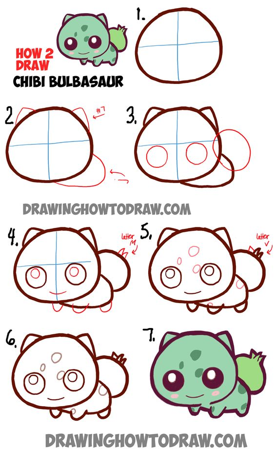 learn how to draw chibi online
