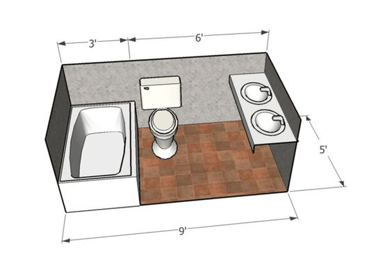 25+ parasta ideaa Pinterestissä Badezimmer 3d planer online - badezimmer 3d planer gratis