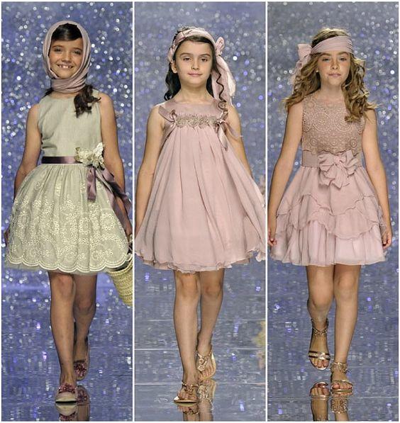 Moda para niños: ¿Qué tendencias se llevarán en la primavera-verano 2012? - Foto 1