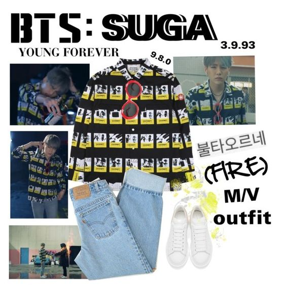 fantastic bts young forever outfits