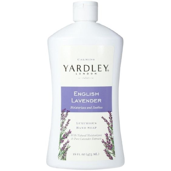 Yardley London Luxurious Hand Soap Refill, Flowering English
