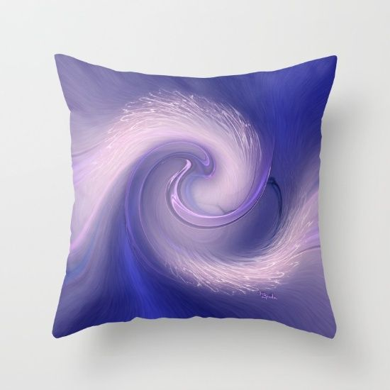 Buy The Wave Throw Pillow by Giada Rossi. Worldwide shipping available at Society6.com. Just one of millions of high quality products available.