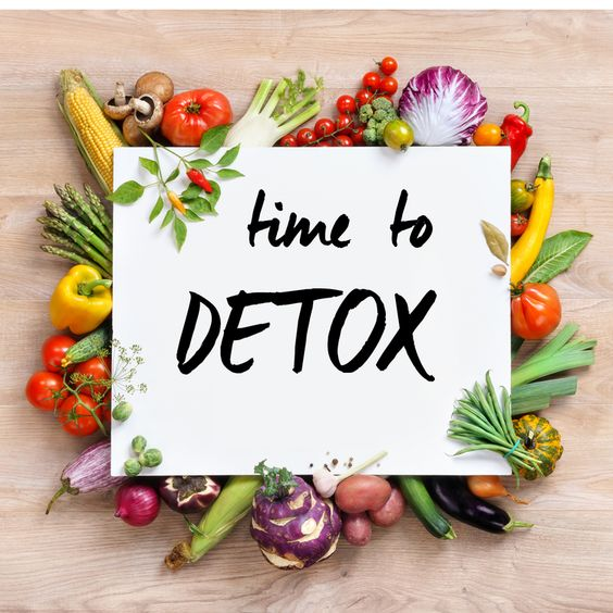 Why Not Just Another Detox?