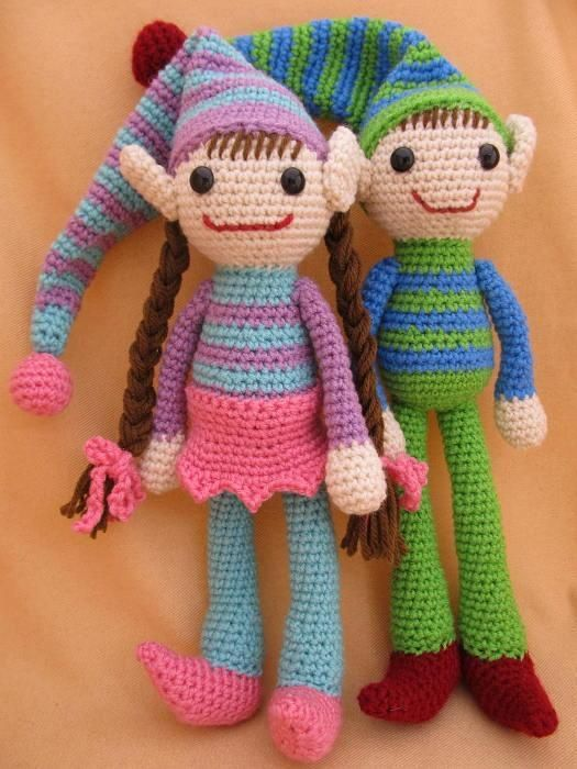 Knitting Pattern For Kindness Elves : Toys, Crocheting and Patterns on Pinterest