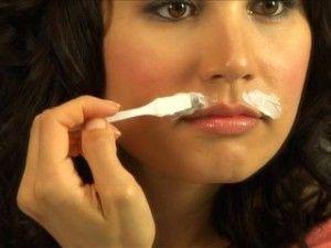 拜托!那不是胡子,那是小汗毛!  想摆脱女汉子形象就必须学会这6招,轻松去除唇上汗毛!