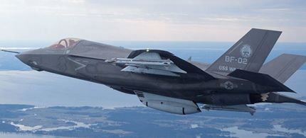 """F-35: Zombie Fighter-Bomber of American """"Defense"""" Fantasies? 