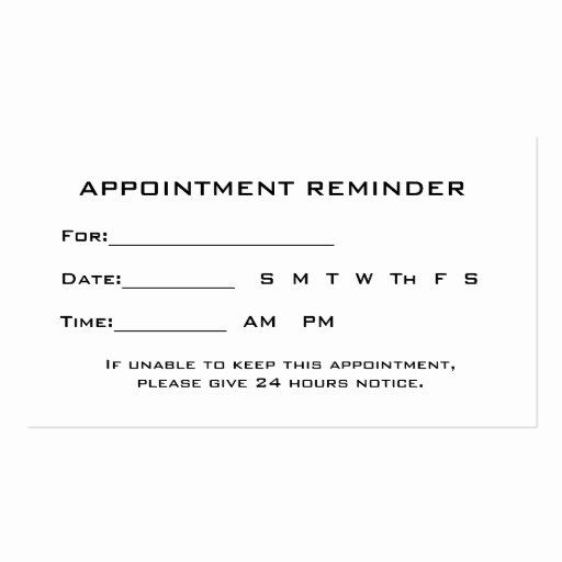 Free Appointment Card Template Beautiful Eye Exam Appointment Reminder Heart Shaped Hands B Business Card Appointment Doctor Business Cards Card Templates Free