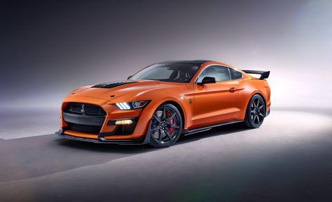 Photos Of The 2020 Ford Mustang Shelby Gt500 Ford Mustang Shelby Gt500 Mustang Gt500 Shelby Gt500