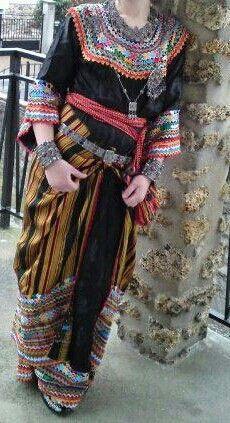 الجزائر# Algérie # robe kabyle