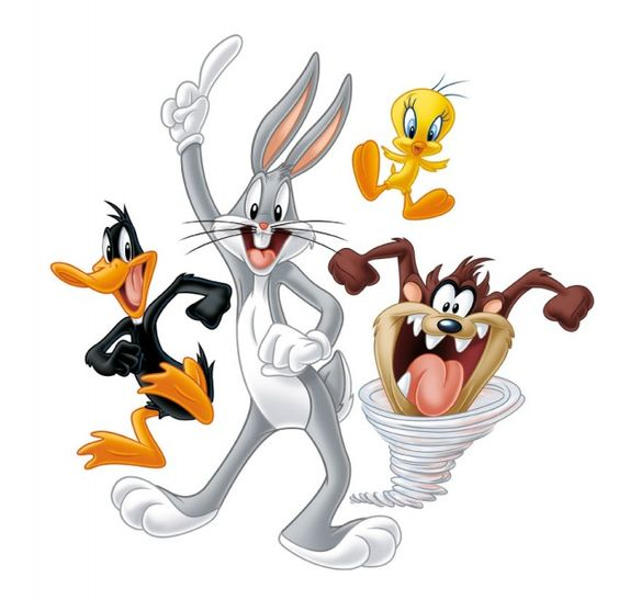 Image result for looney tunes and bugs bunny