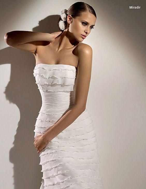 Pronovias Miradir Bridal Gown
