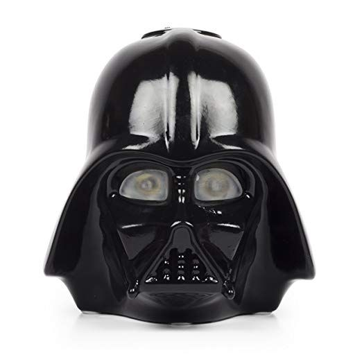 Star Wars Darth Vader Coin Bank This Sculpted Ceramic Money Bank Is The Shape Of Darth Vader S Helmet A S Star Wars Collectors Star Wars Fans Star Wars Darth