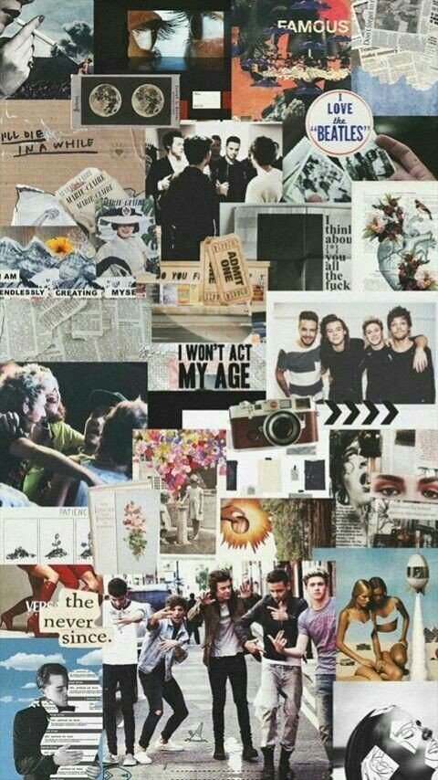 Wallpaper One Direction Directionquotes Wallpaper One Direction Onedirection2014 Wallp In 2020 One Direction Collage One Direction Lockscreen One Direction Wallpaper