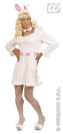 Disfraz de Conejita XL para hombre
