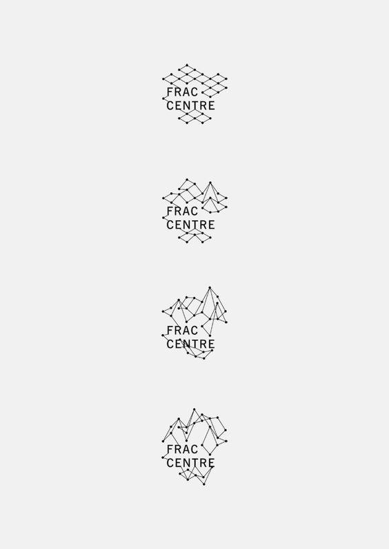 FRANCE - Atelier Müesli / Julie Rouss – renouvellement de l'identité visuelle du FRAC Centre (2008)