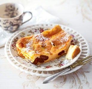 Das Rezept für Backpflaumenkuchen