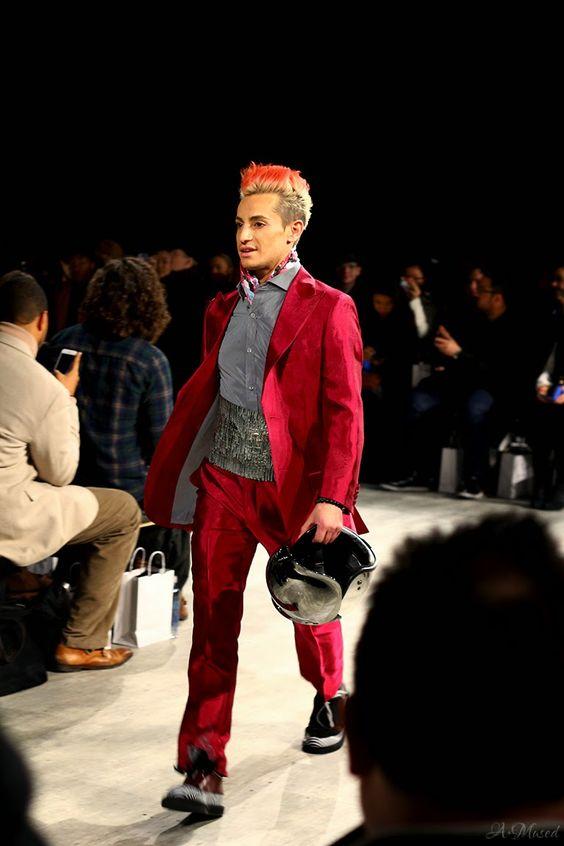 A•Mused: Malan Breton AW15 at Mercedes Benz Fashion Week