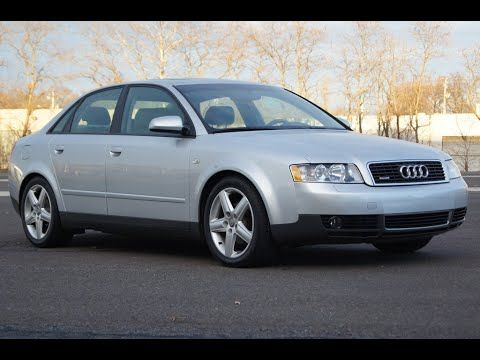 2003 Audi A4 1 8l Turbo Quattro 5 Speed Manual Silver Slideshow Audi A4 Audi Turbo