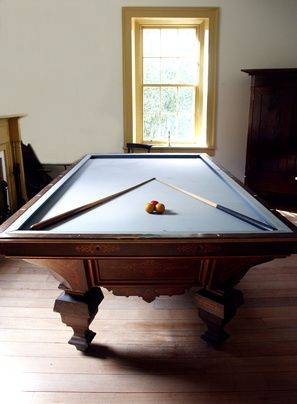 How To Build A Pool Table Rustic Style DIY Projects Pinterest - Chicagoan pool table