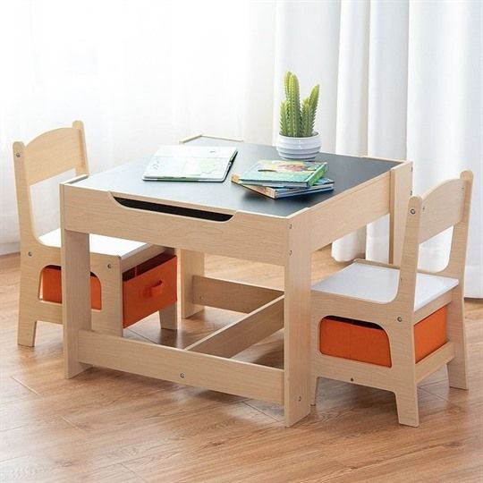 21 All Time Best Kids Table Ideas Kids Table With Storage Toddler Table Storage Chair